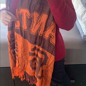 SF Giants scarf